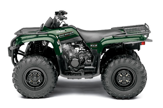 2010 Yamaha Big Bear 400