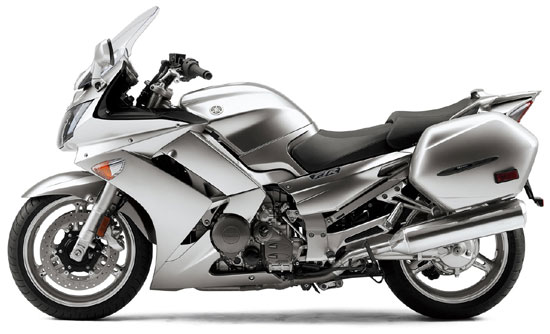 2010 Yamaha FJR1300A left side
