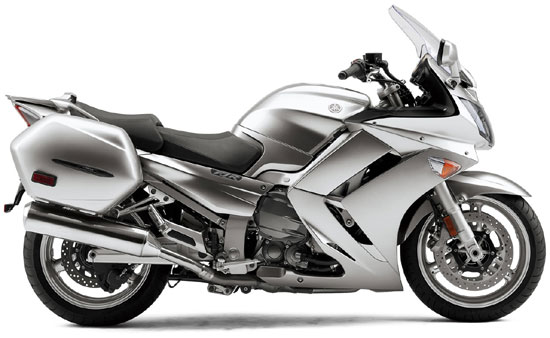 2010 Yamaha FJR1300A right side
