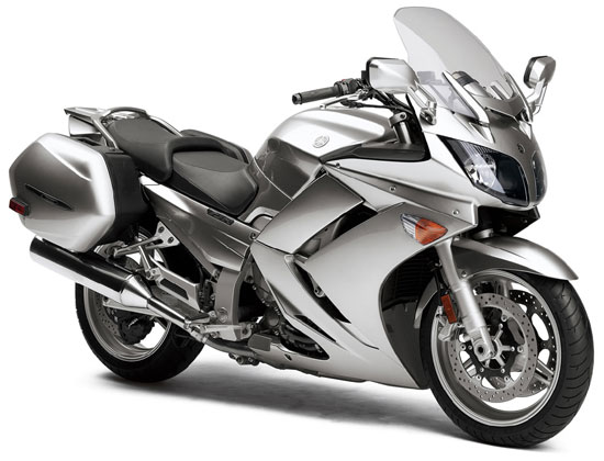 2010 Yamaha FJR1300A front right