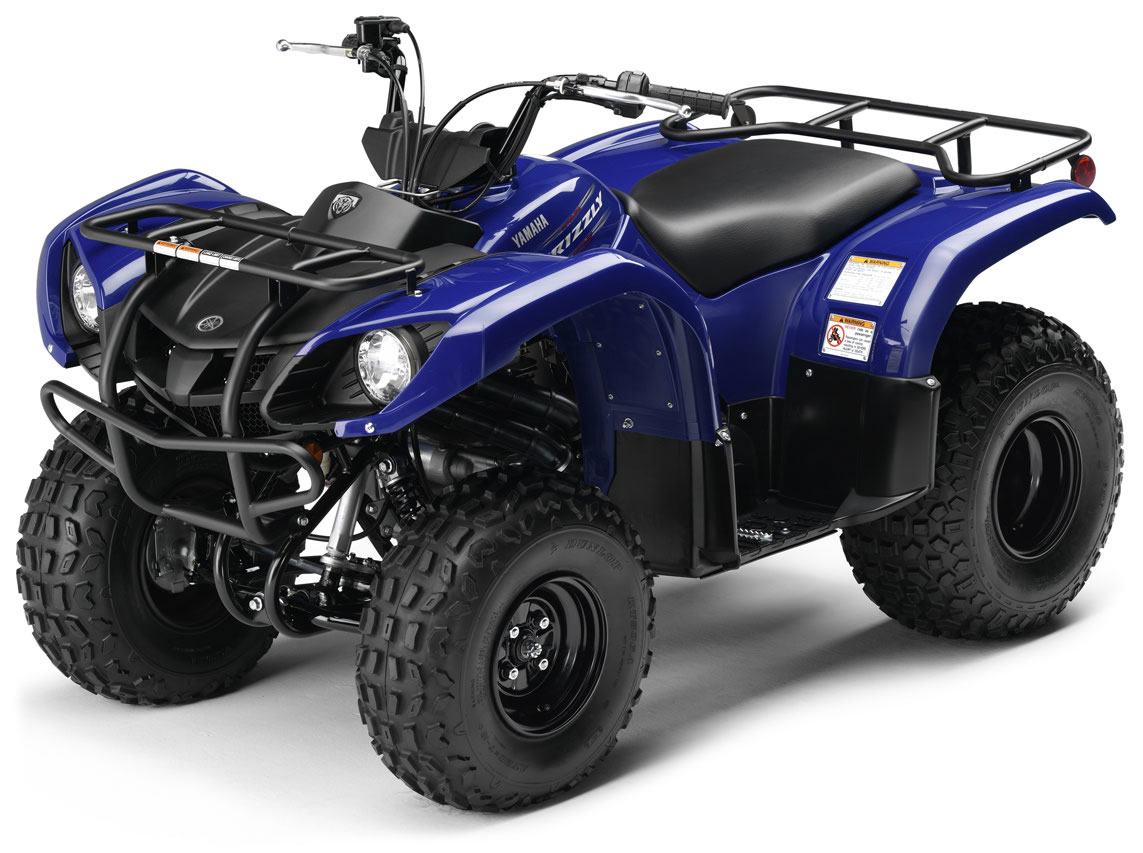 Yamaha Grizzly Automatic