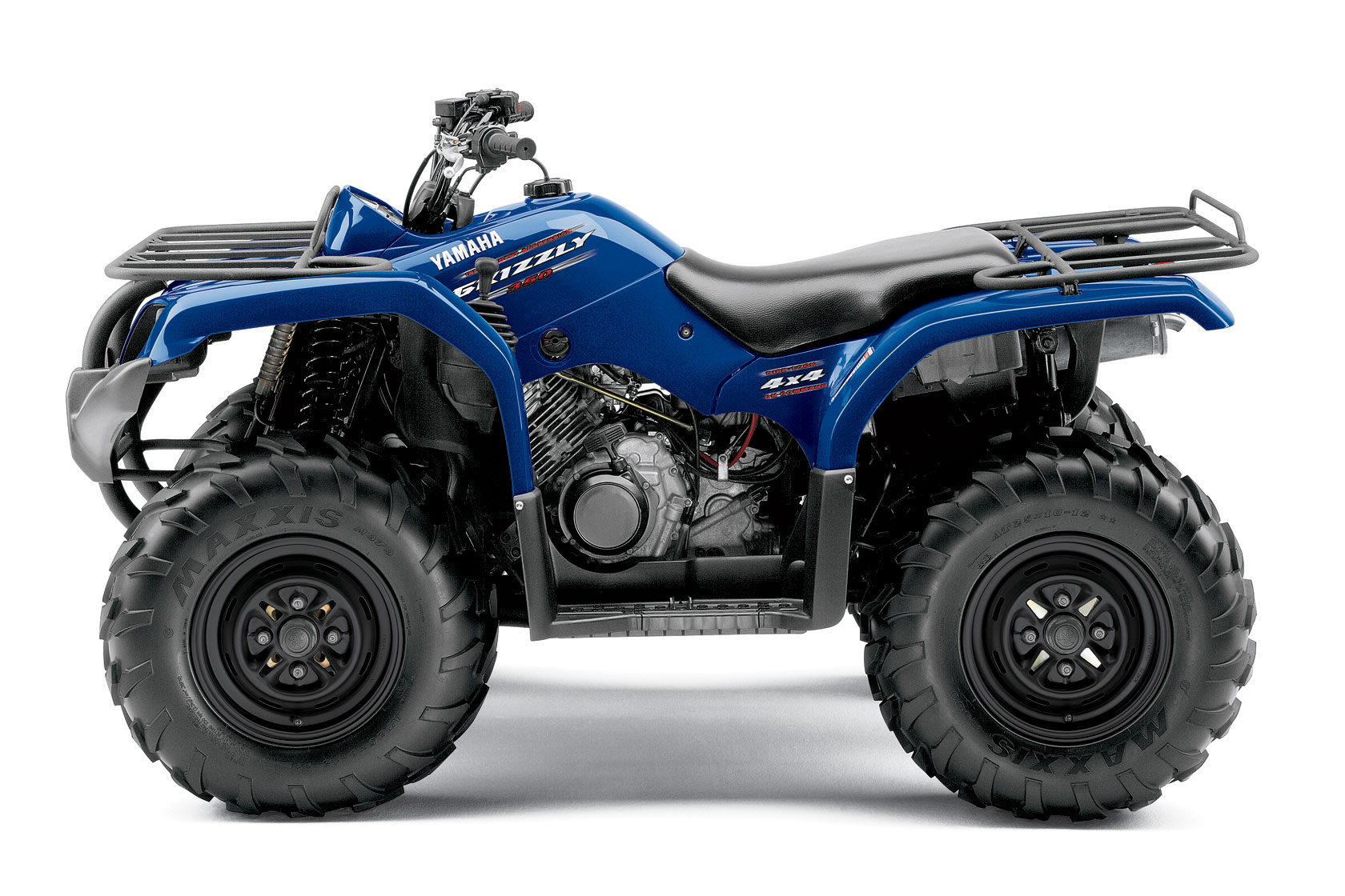2010 yamaha grizzly 350 4x4 irs for Yamaha grizzly 4x4