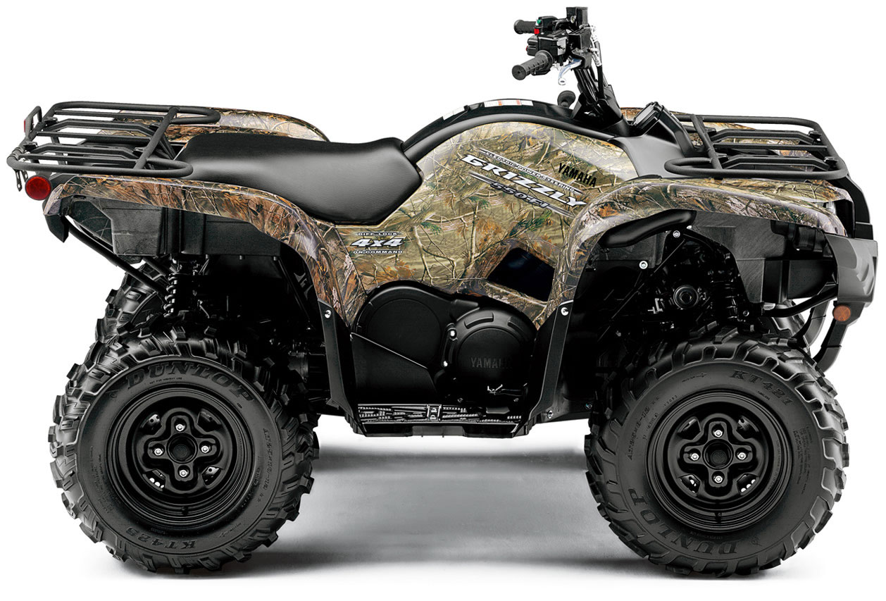 Yamaha Grizzly  Reliability
