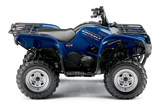 2010 Yamaha Grizzly 550 FI EPS