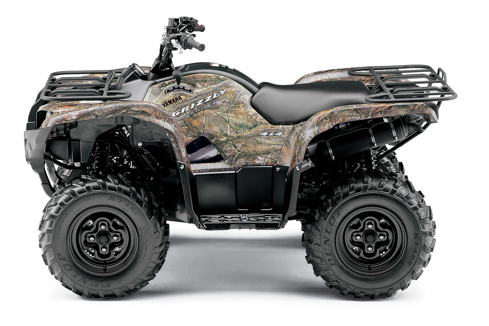 2015 Yamaha Grizzly 550
