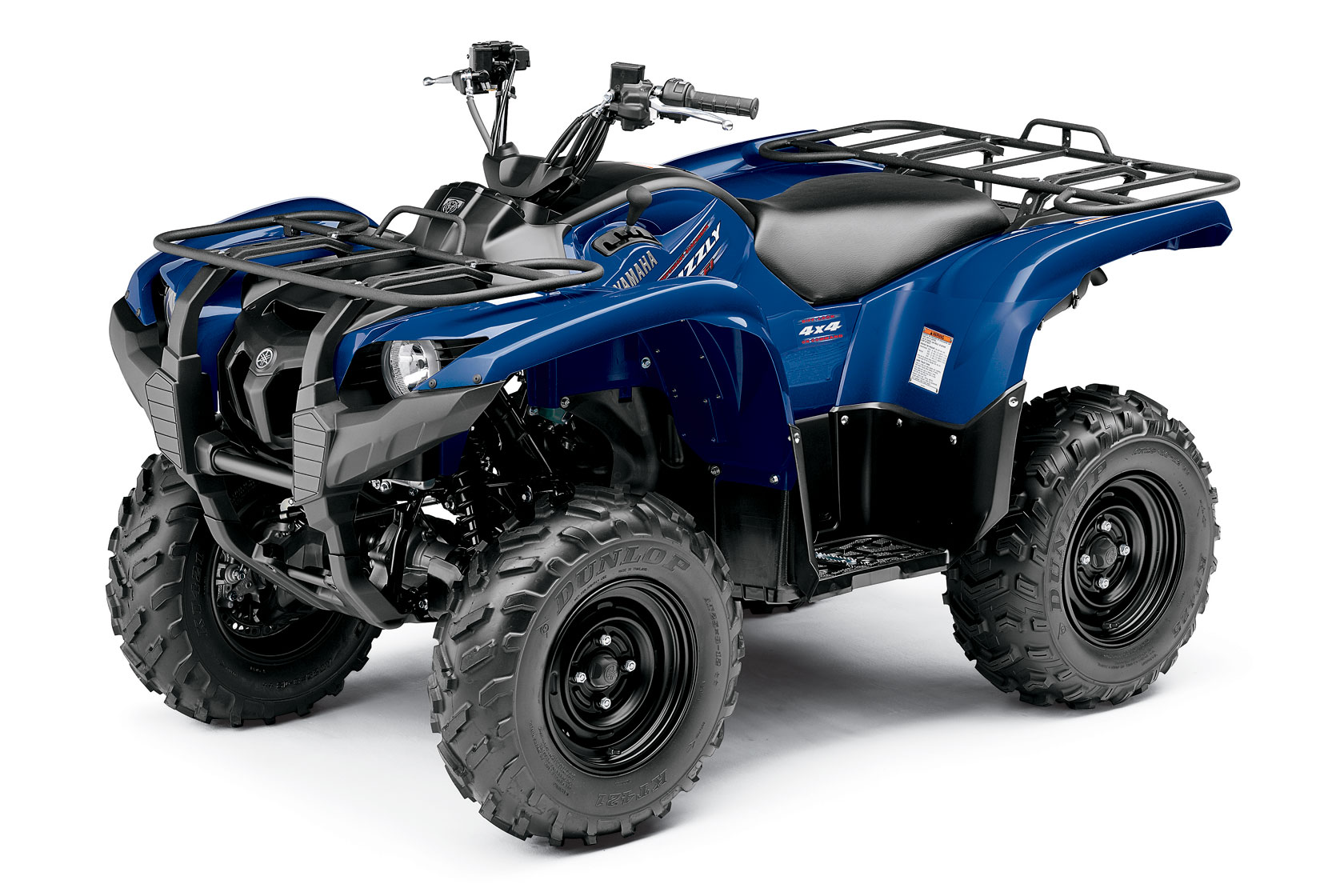 2010 yamaha grizzly 550 fi for Yamaha grizzly atv