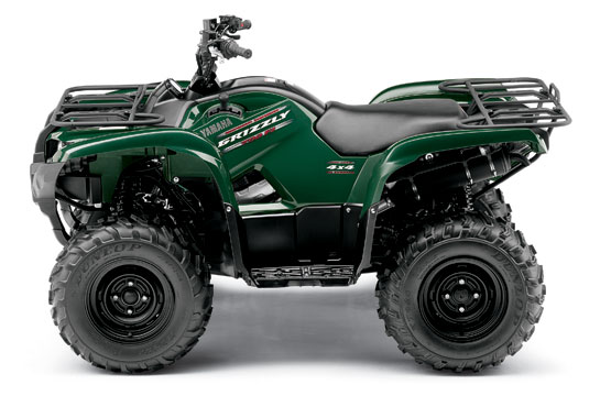 2010 Yamaha Grizzly 700 FI 4x4