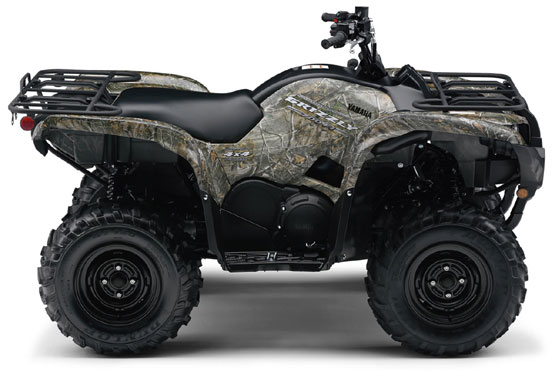 2010 Yamaha Grizzly 700 FI Camo AP HD