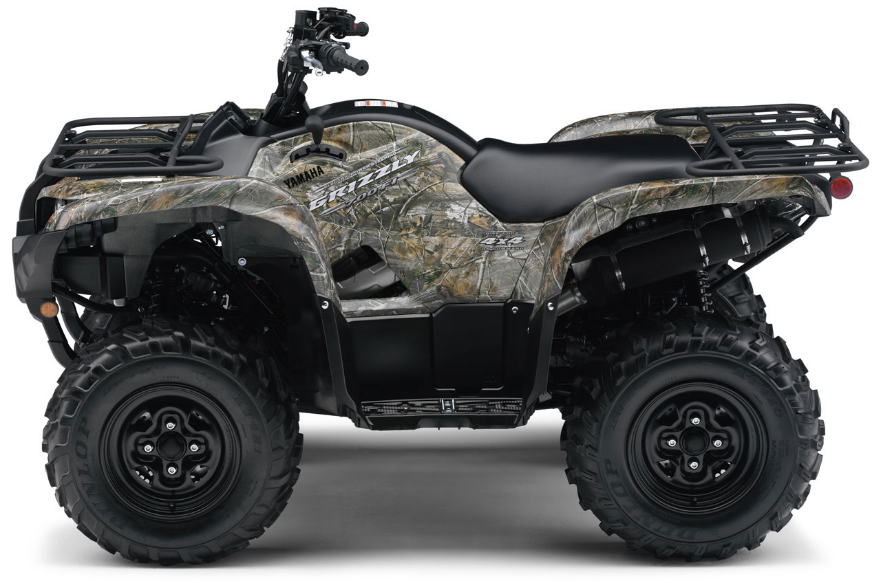 2010 yamaha grizzly 700 fi eps camo ap hd. Black Bedroom Furniture Sets. Home Design Ideas