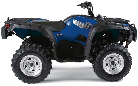 2010 Yamaha Grizzly GYPA Explorer Kit