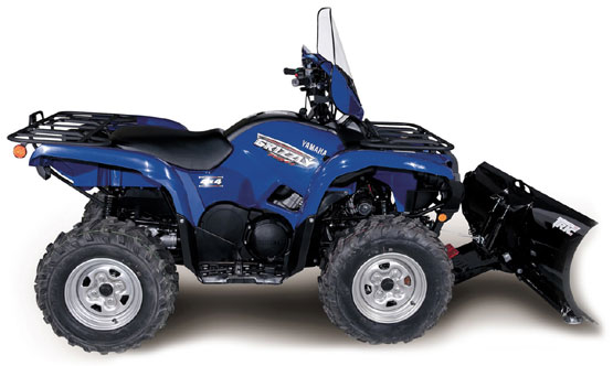 2010 Yamaha Grizzly GYPA Polar Kit