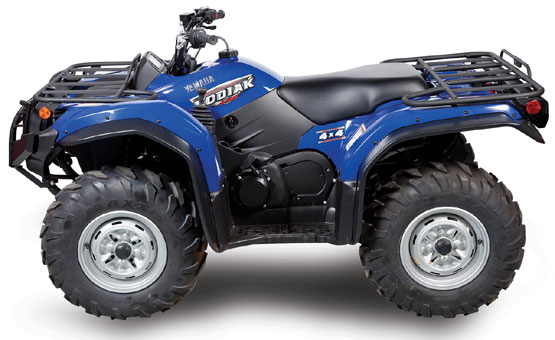 2010 Yamaha Kodiak GYPA Explorer Kit
