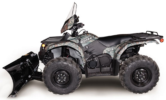 2010 Yamaha Kodiak GYPA Polar Kit