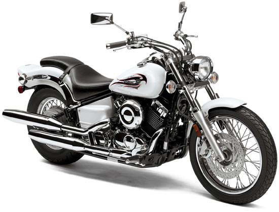 2010 Yamaha V-Star 650 Custom