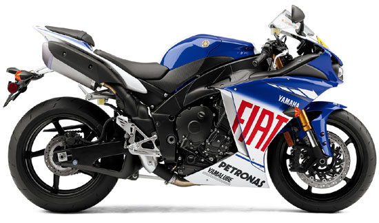 2010 Yamaha R1/YZF-R1 LE Limited Edition