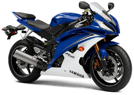 2010 Yamaha YZF-R6 First Look