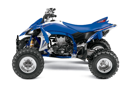 2010 Yamaha YZF450X Bill Ballance Edition