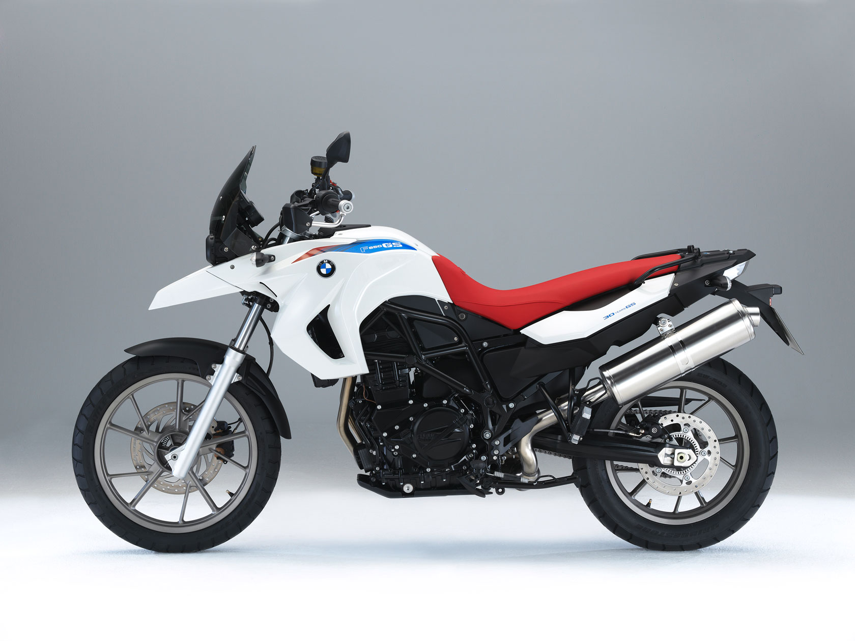 2011 Bmw F650gs 30 Years Gs Special Model