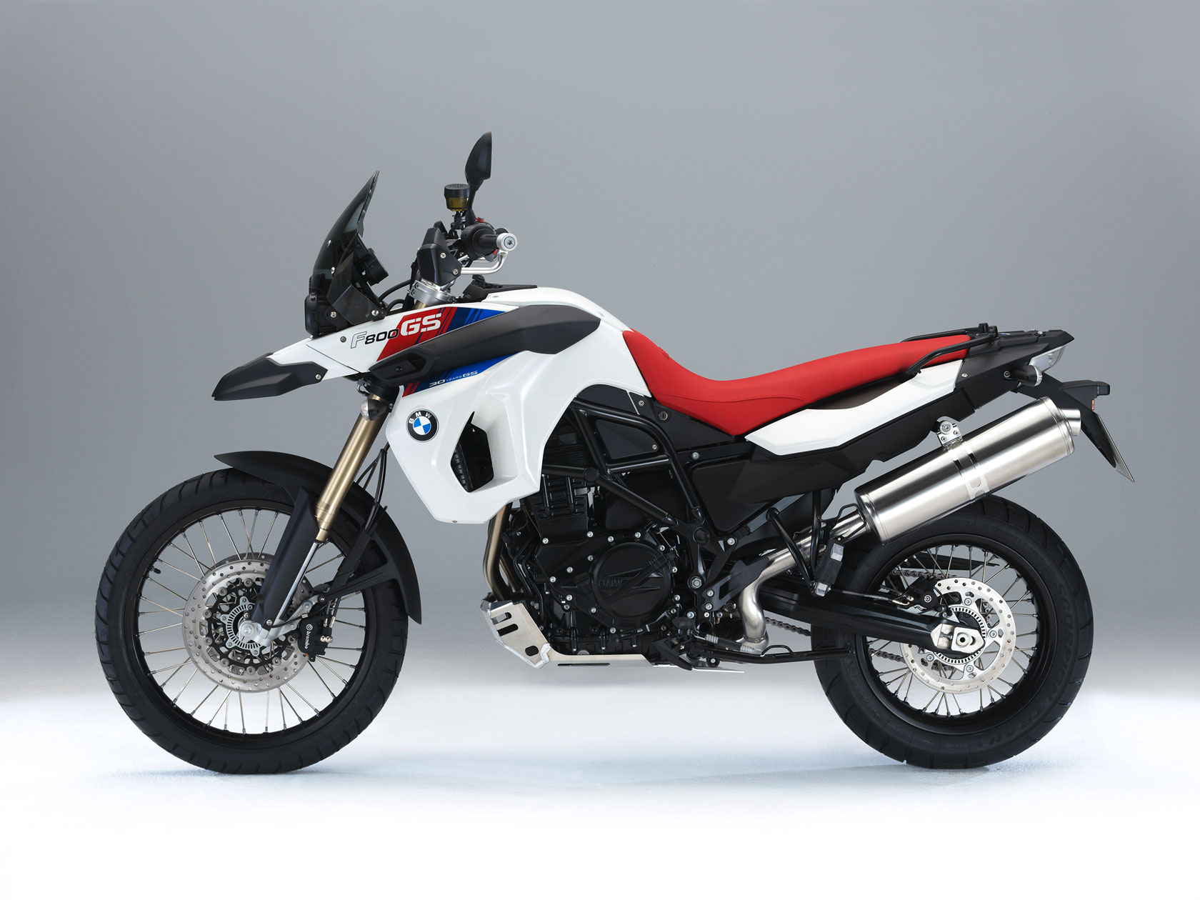 2011 Bmw F800gs 30 Years Gs Special Model