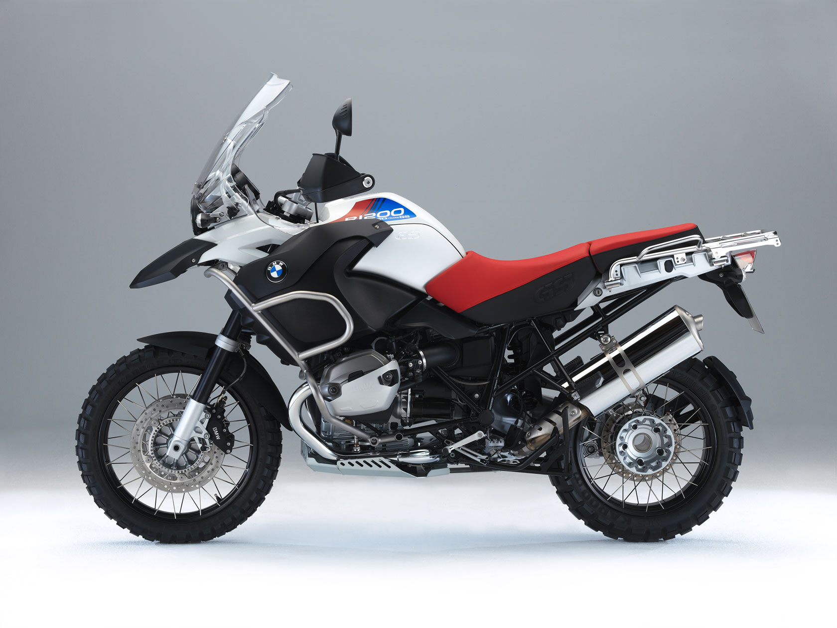 2011 Bmw R1200gs Adventure 30 Years Gs Special Model