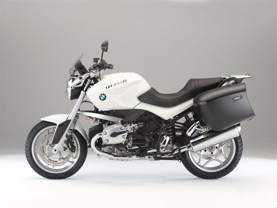 2011 BMW R1200R Touring Special