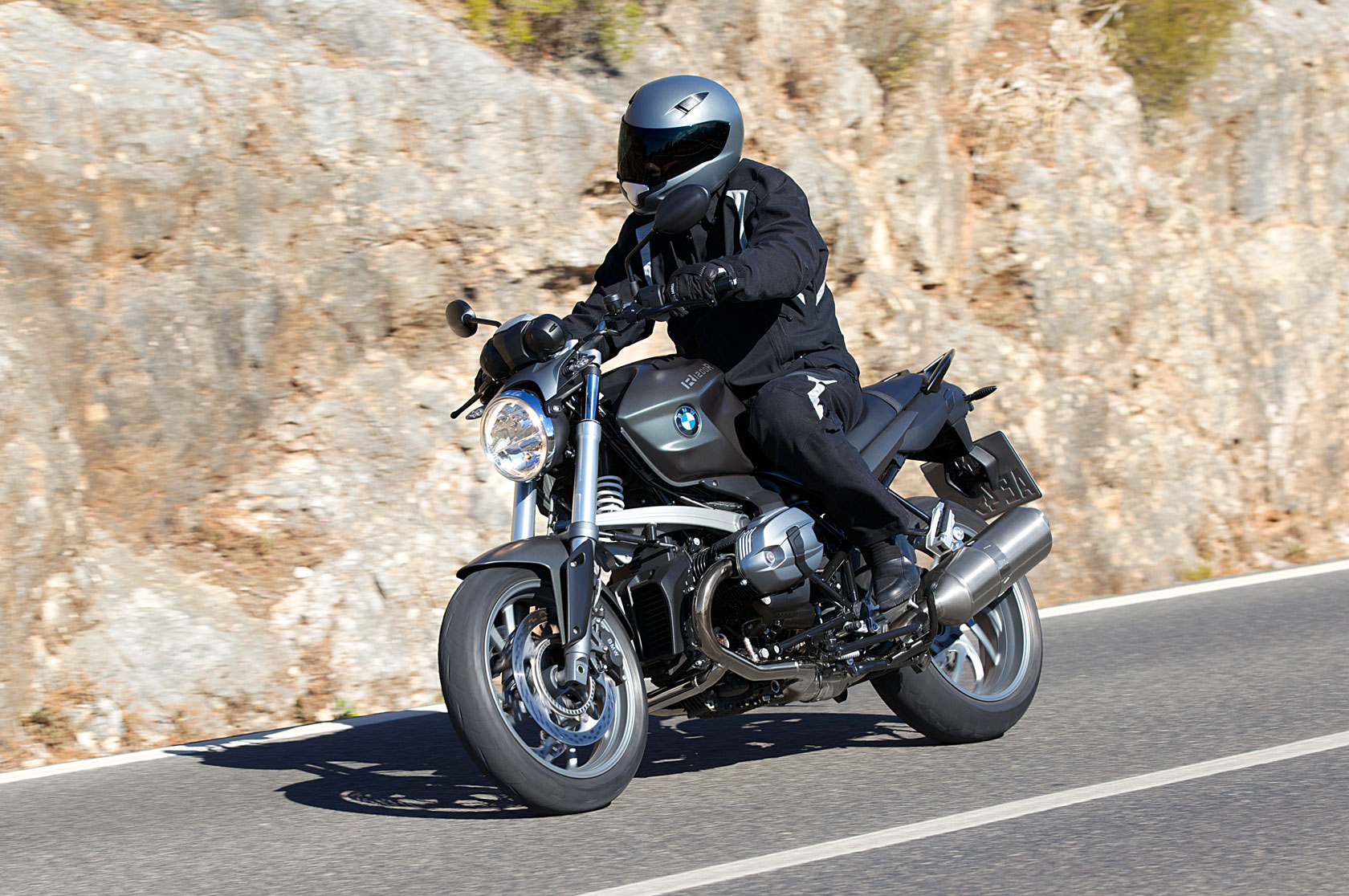 2011 BMW R1200R