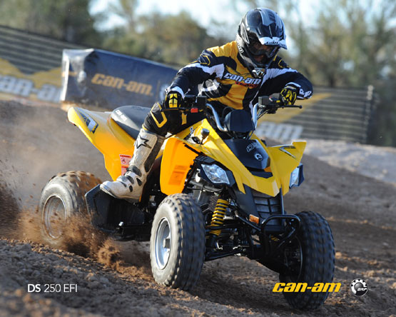 2011 Can-Am DS 90