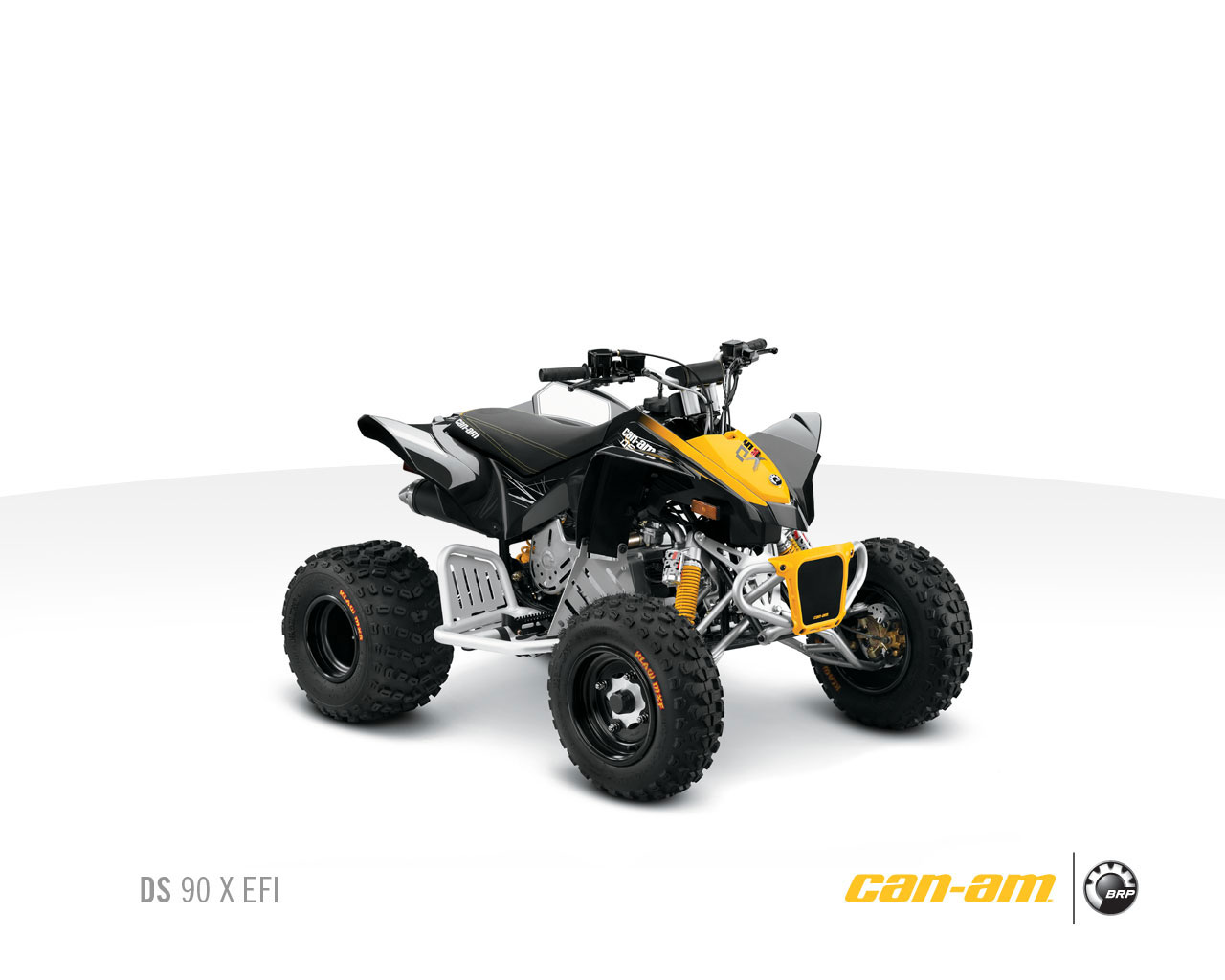 2011 can am ds 90 x