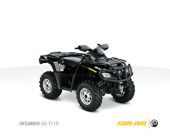 2011 Can-Am Outlander 500 XT