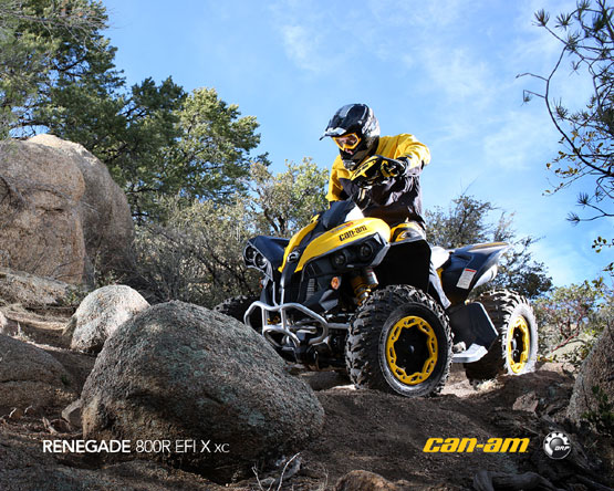 2011 Can-Am Renegade 800R X XC
