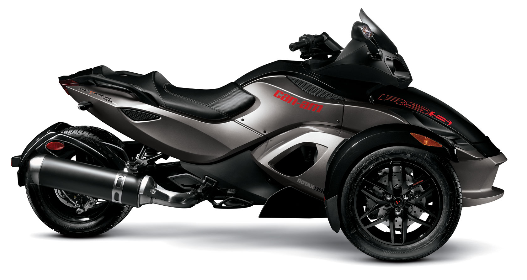 2011 can am spyder rs s. Black Bedroom Furniture Sets. Home Design Ideas