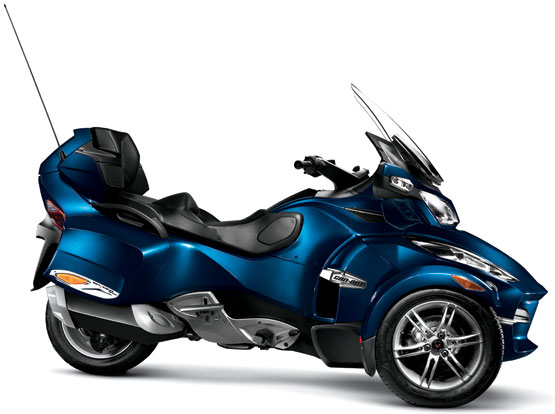 2011 Can-Am Spyder Spyder RT-S
