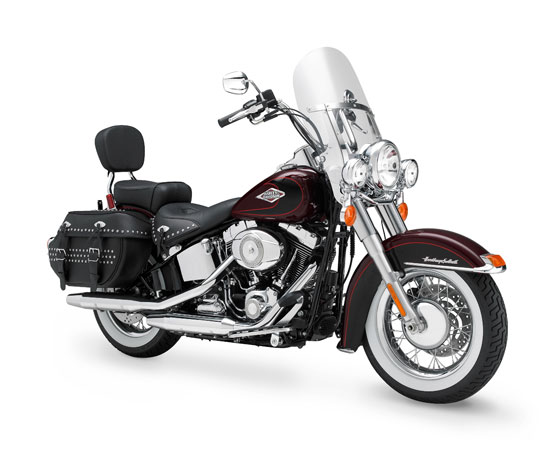 2011 Harley-Davidson Firefighter Heritage Softail Classic