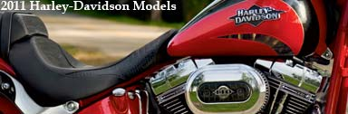 2011 Harley-Davidsons roll into TMW