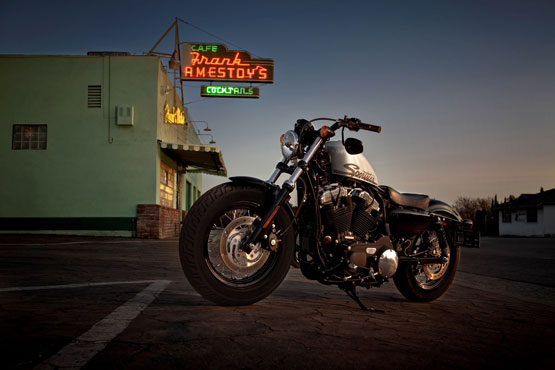 2011 Harley-Davidson Forty-Eight 48
