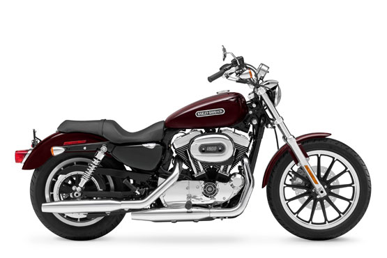 2011 Harley-Davidson XL 1200N Nightster Forty-Eight