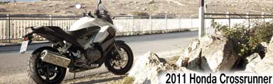 Shocking new 2011 Honda Crossrunner