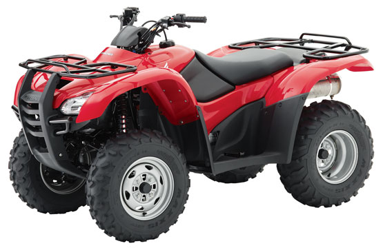 2011 Honda FourTrax Rancher TRX420TM