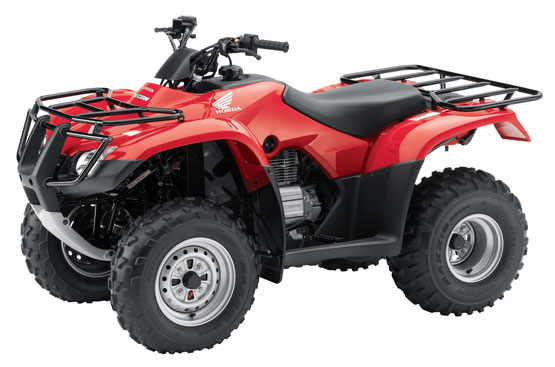 2011 Honda FourTrax Recon ES TRX250TE