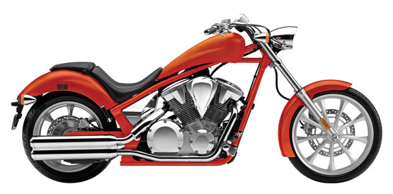 2011 Honda Fury VT1300CX