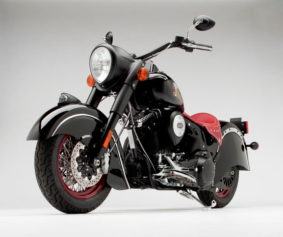 2011 Indian Chief Blackhawk Dark
