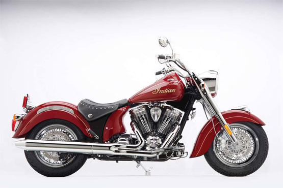 2011 Indian Chief Classic