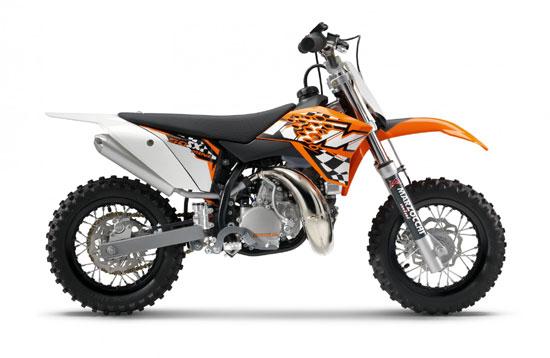 2011 KTM 50 SX Mini