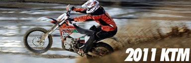 2011 KTM Motorcycles launched