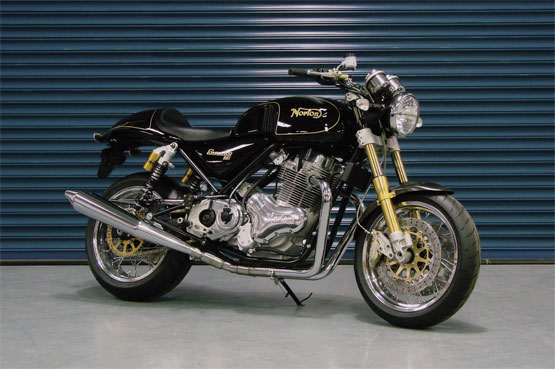 2011 Norton Commando 961 Sport