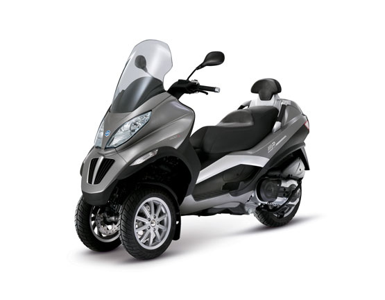 new 2011 piaggio scooter models on total motorcycle - total