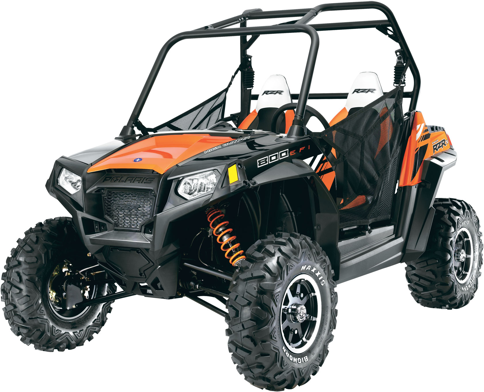 2011 Polaris Ranger Rzr S 800 Black Orange Madness Le
