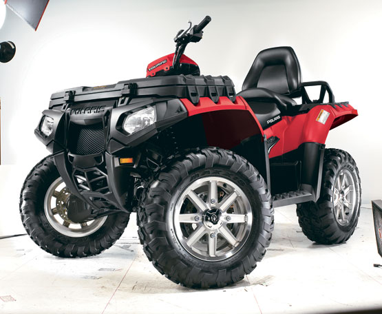 2011 Polaris Sportsman Touring 550 EPS