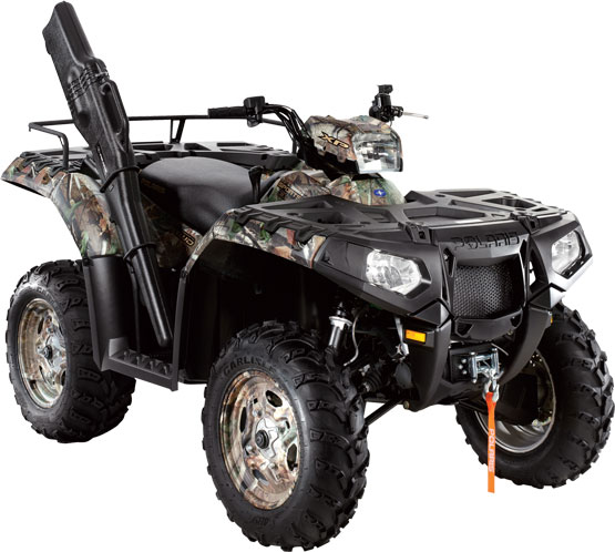 2011 Polaris Sportsman XP 850 EPS Browning LE
