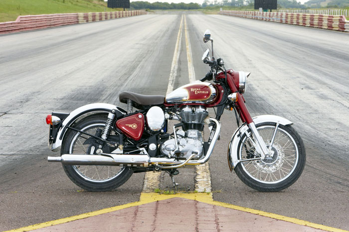 2011 Royal Enfield Bullet C5 Classic Chrome EFI